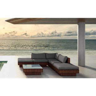 Baidani Rattan Garten Lounge Sunqueen Select - Bild 1