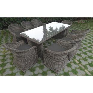 Baidani Rundrattan Garten Sitzgruppe Charming Select - Bild 1