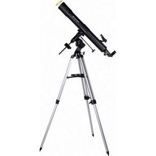 BRESSER Quasar EQ-Linsenteleskop 80/900 mit Smartphone Kamera Adapter - Bild 1
