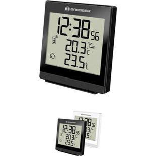 BRESSER TemeoTrend SQ Funktemperaturstation - Thermometer Farbe: schwarz - Bild 1