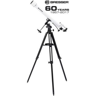 BRESSER Classic 60/900 EQ Linsenteleskop mit äquatorialer Montierung - Bild 1