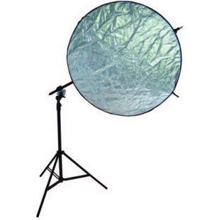 BRESSER BR-RH400 Lampenstativ + Schwenkarm/Reflektorhalter - Bild 1