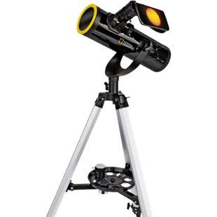 NATIONAL GEOGRAPHIC 76/350 Teleskop mit Sonnenfilter und Smartphone-Halter - Bild 1