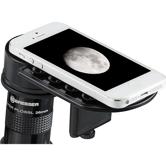 BRESSER Deluxe Smartphone-Adapter für Teleskope und Mikroskope - Bild 1