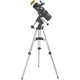 BRESSER Spica 130/1000 EQ3 - Spiegelteleskop mit Smartphone-Adapter - Bild 1