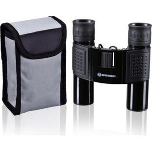 BRESSER Topas 10x25 Fernglas mit robusten Metallgehäuse und rutschfester Gummiarmierung / Perfekt zum Wandern, Sportevents oder Tierbeobachtungen - Bild 1