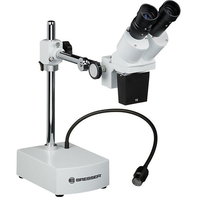 BRESSER Biorit ICD-CS 5x-20x Auflicht Mikroskop LED (30.5) - Bild 1