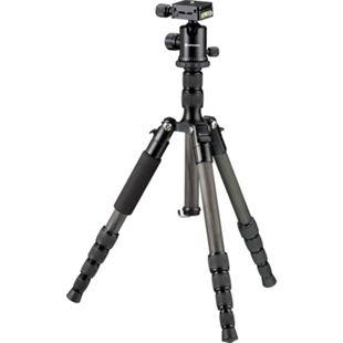 BRESSER BR-2205-N1 Carbon Fotostativ bis 8 kg verwendbar als Dreibein- und Bodenstativ - Bild 1
