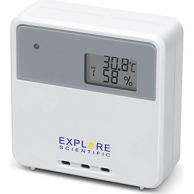 EXPLORE SCIENTIFIC Thermo-/Hygro Sensor für Wetterstation #RPW3009000000 - Bild 1