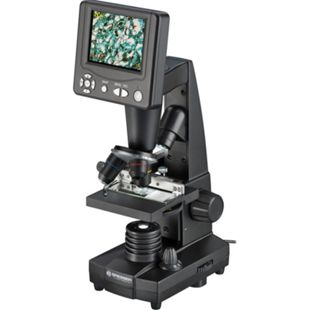 """BRESSER LCD-Schülermikroskop 8.9cm (3.5"""") - Bild 1"""