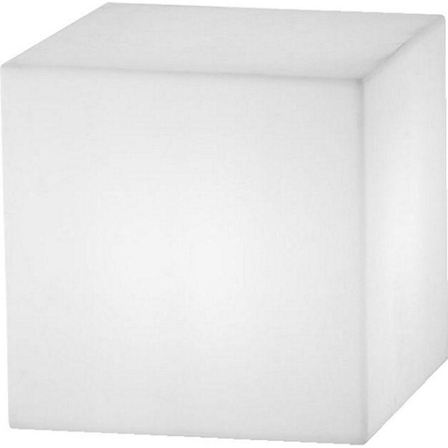 LED Leuchtwürfel Würfelleuchte Dado solar 30x30cm Top Qualität 10768 - Bild 1