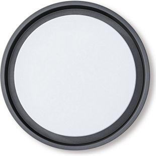 Led Deckenleuchte Wandleuchte Callas R 25W 3000K Ø 27cm IP54 dark grey 10804 - Bild 1