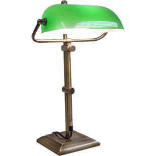 Bankers Lamp Bankerslamp Bankierslampe Tischleuchte Jack Green 10122 - Bild 1