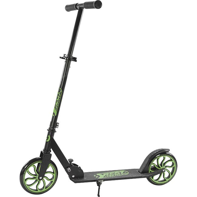 Scooter 200er Rolle, Farbe: schwarz/grün - Bild 1