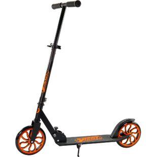 Scooter 200er Rolle, Farbe: schwarz/orange - Bild 1