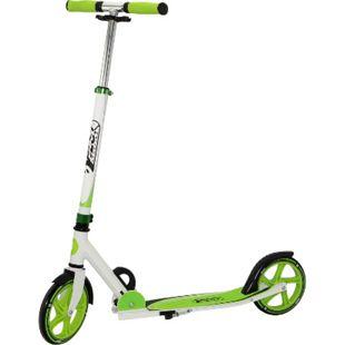 Scooter 205 white/green - Bild 1