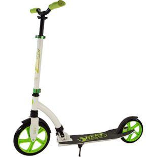 Scooter 250er, grün/weiß - Bild 1