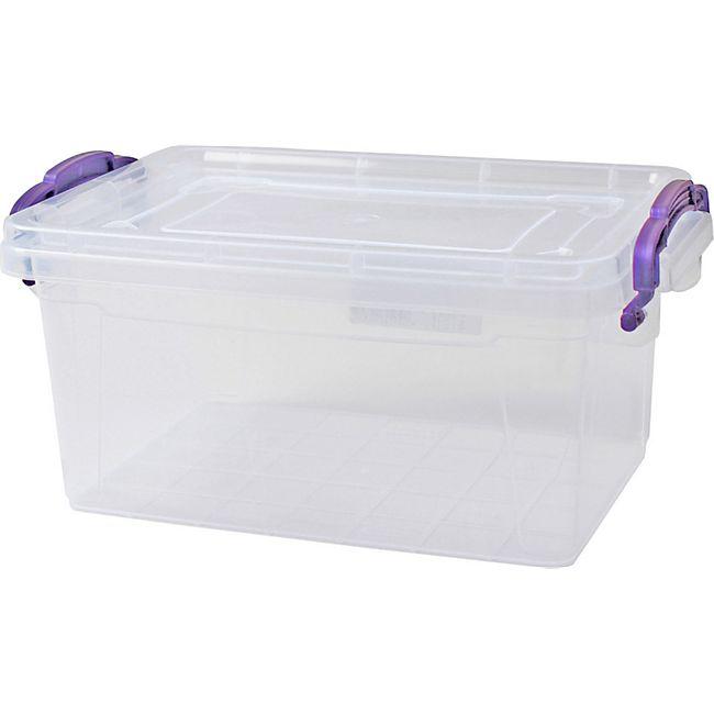 Centi Aufbewahrungsbox mit Deckel - Bild 1