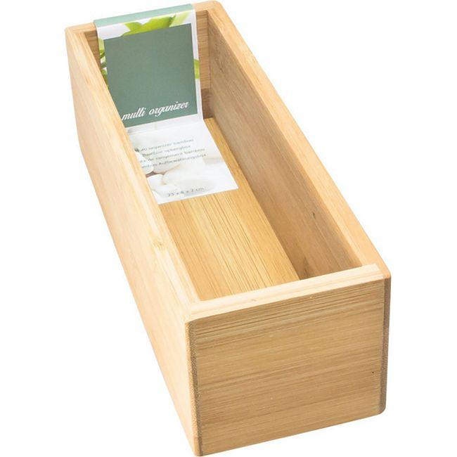 HTI-Living Aufbewahrungsbox Bambus - Bild 1