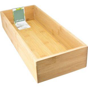 HTI-Living Aufbewahrungsbox Bambus Aufbewahrungsbox Bambus - Bild 1