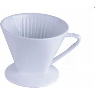 HTI-Living Kaffeefilter Porzellan - Bild 1