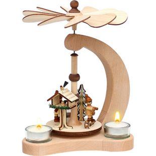 SIGRO Tischpyramide Vogelfütterung - Bild 1