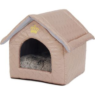 HTI-Line Hundehäuschen Katzenhaus - Bild 1