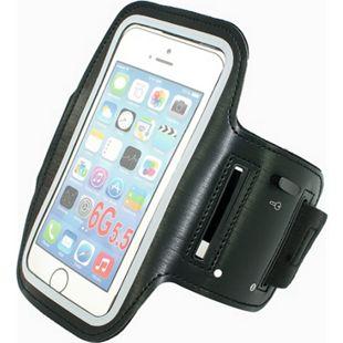 HTI-Line Armtasche für Handy Schwarz - Bild 1