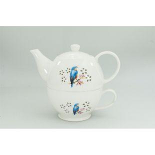 HTI-Line Tea for One Blue Bird - Bild 1