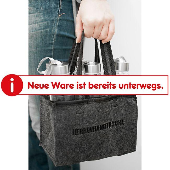 HTI-Living Flaschentasche Herrenhandtasche - Bild 1