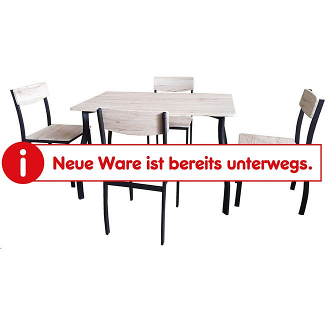 HTI-Line Tischgruppe Kennewick - Bild 1