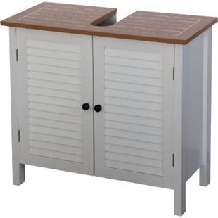 HTI-Line Waschbeckenunterschrank Bambus - Bild 1