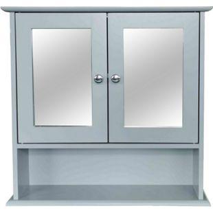 HTI-Line Spiegelschrank Sarah mit 2 Türen - Bild 1