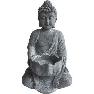 HTI-Line Teelichthalter Buddha 2 - Bild 1