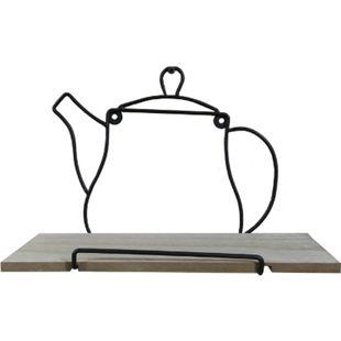 HTI-Line Wandboard Teatime Viola - Bild 1