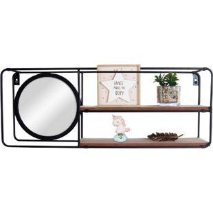 HTI-Line Wandregal Mirror Viola - Bild 1