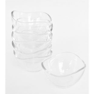 LAV Glasschale 6er Set VIRA Glasschale 6er Set VIRA - Bild 1