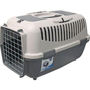 HTI-Living Transportbox für Tiere Katze und Hund - Bild 1