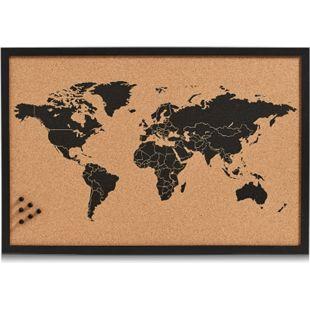 HTI-Living Pinboard mit Motiv World - Bild 1