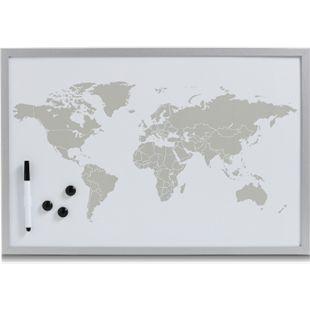 HTI-Living Magnettafel beschreibbar World - Bild 1