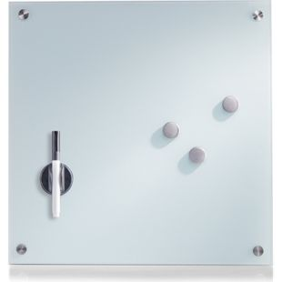 HTI-Living Memoboard Glas quadratisch - Bild 1