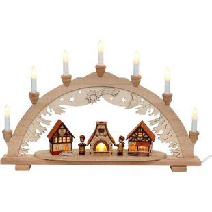 SIGRO Holz Schwibbogen Weihnachtsbäckerei - Bild 1