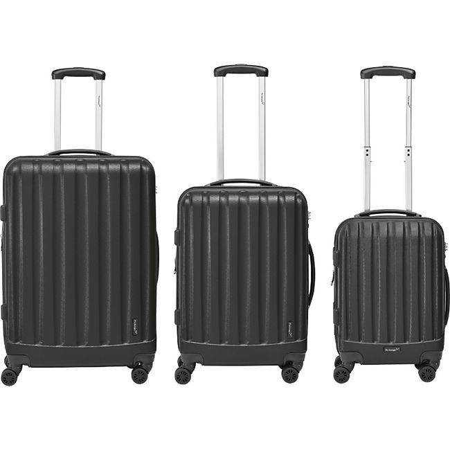 Packenger Kofferset 3er-Set Velvet - Bild 1
