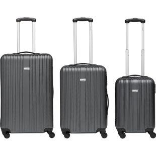 Packenger Kofferset Line 3er-Set Hartschale - Bild 1