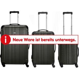 Packenger Reisekoffer Kofferset Goliath Hartschalenkoffer - Bild 1