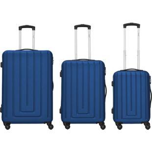 Packenger Koffer 3er-Set Razor Reisekoffer - Bild 1