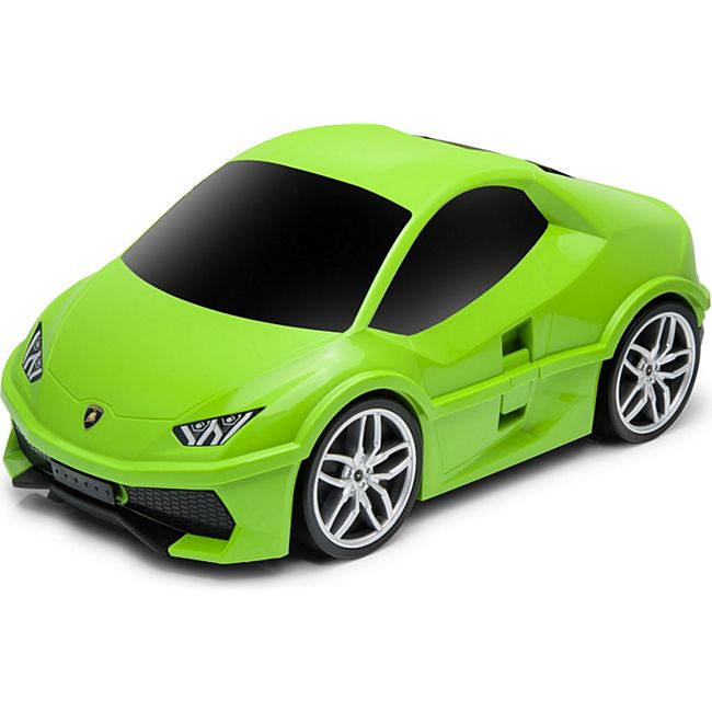 Packenger Kinderkoffer Packenger Lamborghini Huracan Kinderauto Kindertrolley - Bild 1