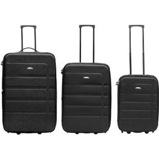 Packenger Kofferset Easy Traveller 3er-Set - Bild 1