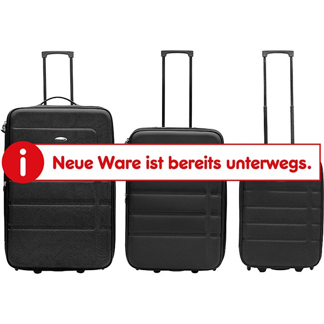 Packenger Kofferset Easy Traveller 3er-Set - Bild 1