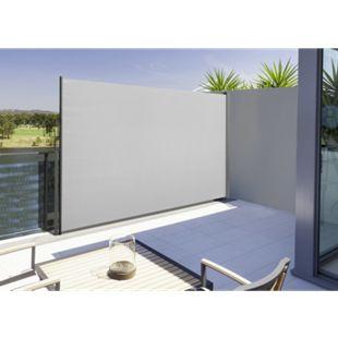 Gartenfreude Sonnenschutz Seitenmarkise 180 x 300 cm - Bild 1